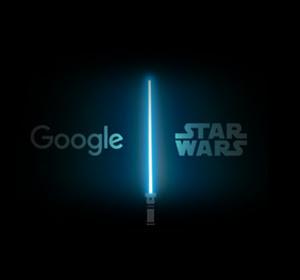 Google Star Wars, Fitur Unik Google Sambut Peluncuran Film Terbaru Star Wars