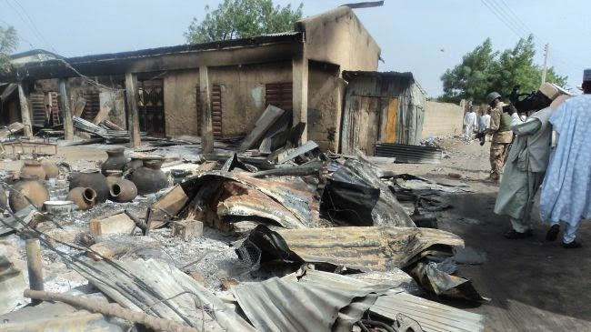 Nigeria Militant Attack 7 Policeman And Civillian Killed