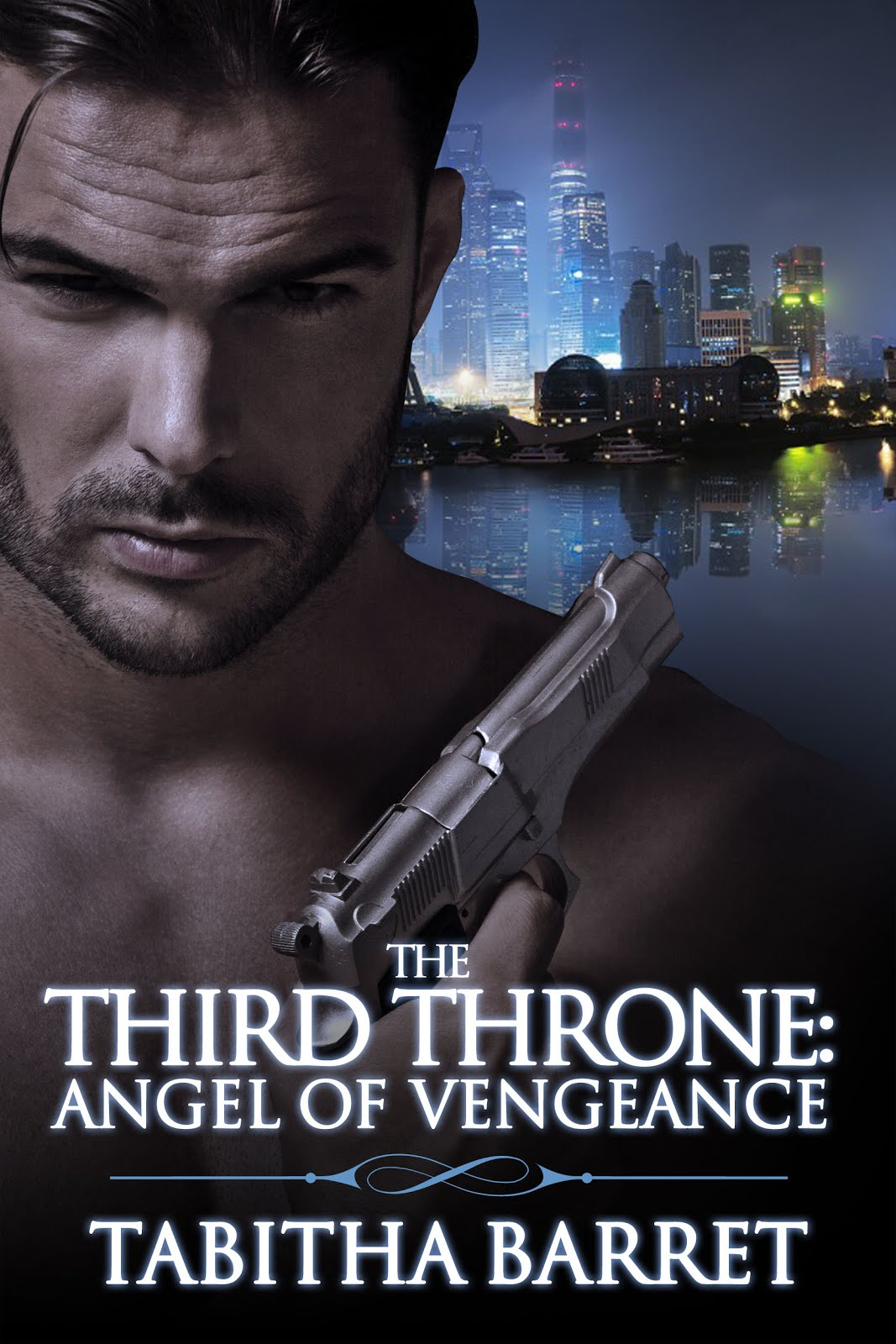 The Third Throne: Angel of Vengeance (Book #3), by Tabitha Barret