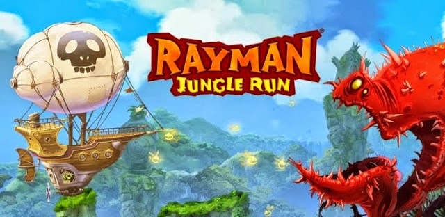 Rayman Jungle Run v2.2.5 APK MOD