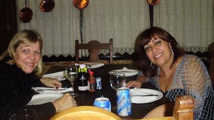 Vozes do fado no Brasil.Duas brasileiras com raízes portuguesas.