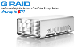 Hitachi G-Technology First 4TB Hard Drives picture 2