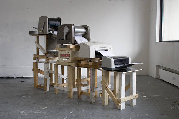 The History Of Printers