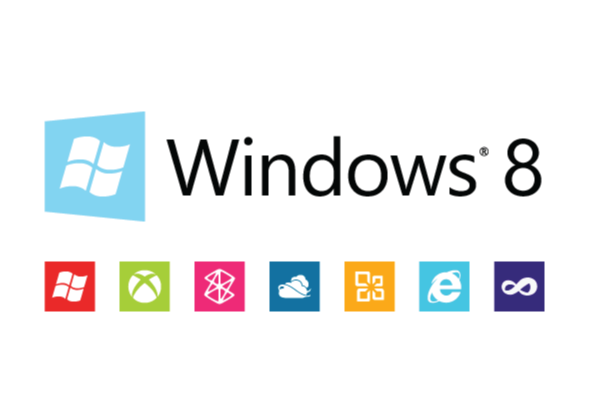Logo Windows 8 Baru
