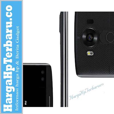 Ini Spesifikasi Smartphone LG V10