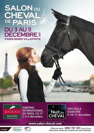 Mfr argentan les terminales cgea au salon du cheval - Salon du cheval 2014 paris ...