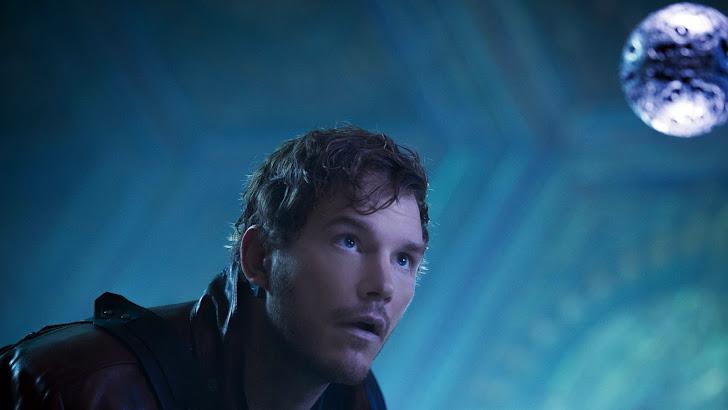 Guardians of the Galaxy Chris Pratt Movie