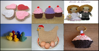 Crochet amigurumi - membuat aneka barang dengan tehnik rajut1