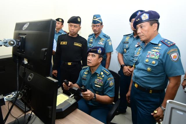 Kasal Laksamana TNI Ade Supandi tengah berada di SCS