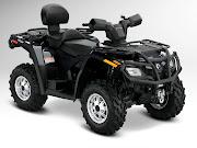 CanAm ATV pictures 2012 Outlander MAX400XT