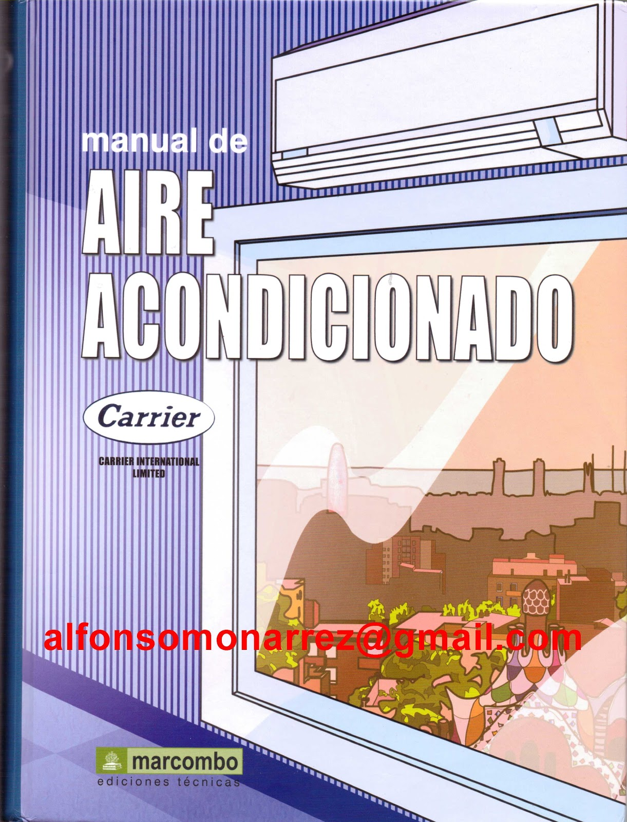 Libros manual de aire acondicionado for Manual aire acondicionado