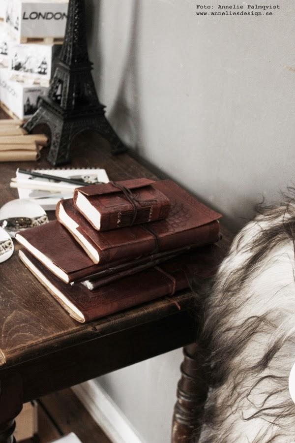 skrivböcker av läder, äkta skinn, anteckningsböcker, webbutik, webbutiker, webshop, fårskinn, island, isländska fårskinn,