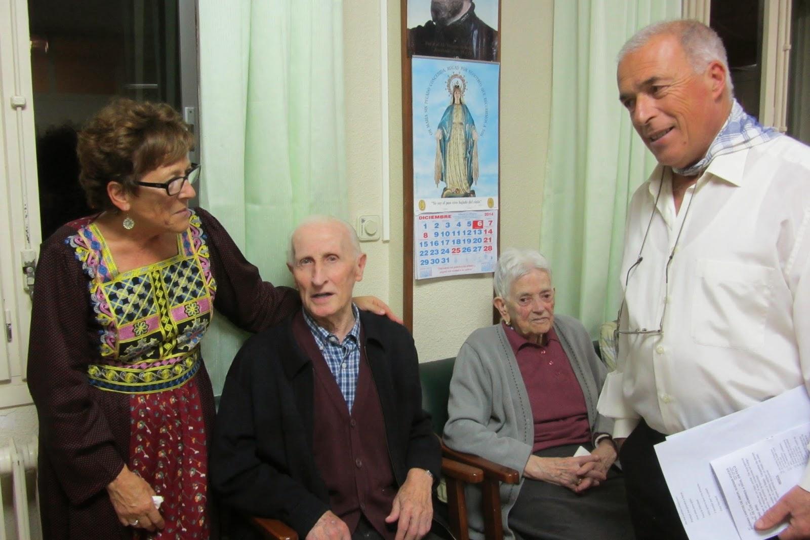 Laicos dehonianos puente la reina grupo local en casa de ancianos de muruzabal - Casa para ancianos ...