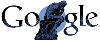 El pensador. Google