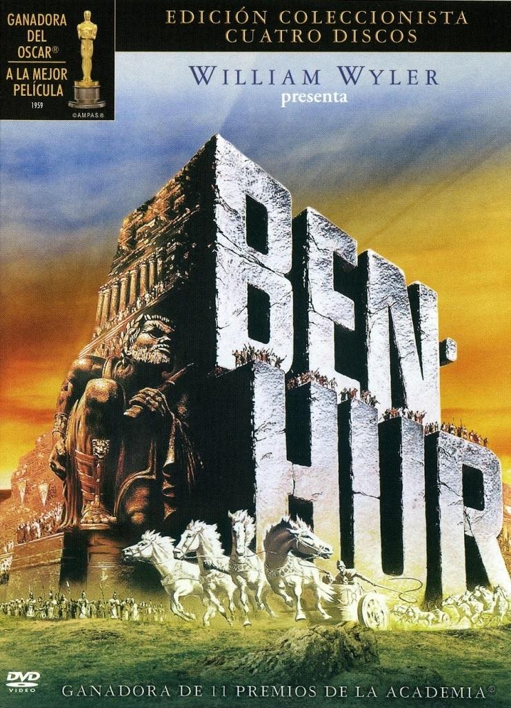 Ben-Hur (1959) Dual Eng-Esp + Sub 1080p Mega