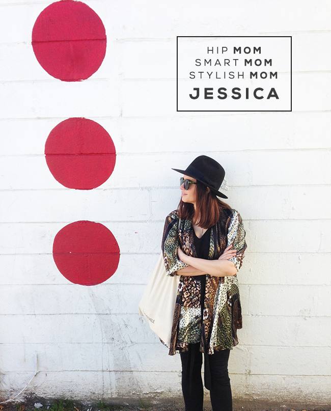 Bubby & Bean's Hip Mom Series: Jessica Murnane
