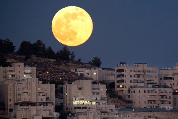 supermoon of 2013