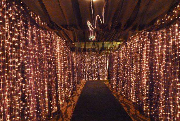 Curtain For Loft Bed Twinkle Lights for Weddings