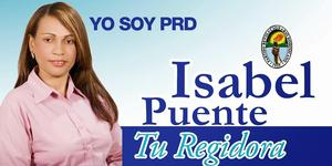Isabel Puente...regidora!