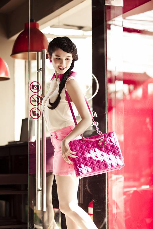 Ngoc Trinh - Model VietNamese Lovely