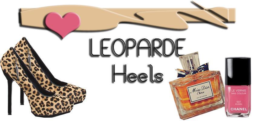 Leoparde heels*