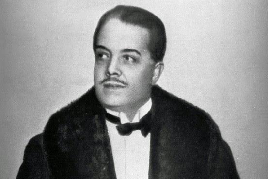 Sergei Diaguilev, empresario de ballet y abogado laboralista