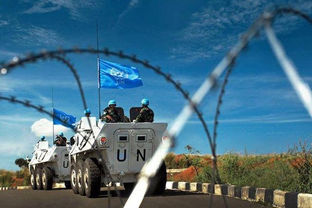 Konflik Suriah : Indonesia Siap Kirim Pasukan Perdamaian
