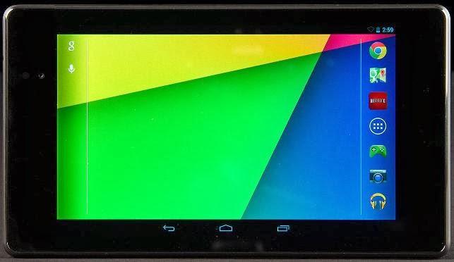 Harga Asus Google Nexus 7 2014