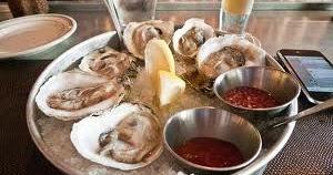 Media hora para cocinar ostras con salsa mignonette - Como cocinar ostras ...