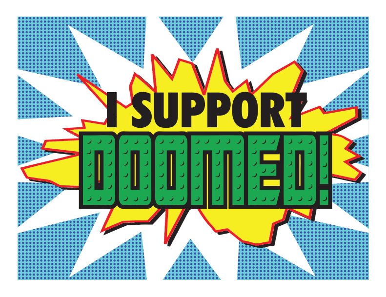 I Support Doomed!