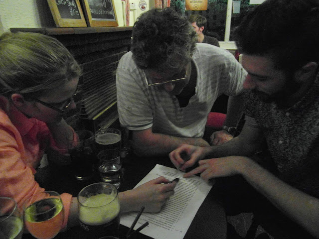 Pub Quiz in Egham The Happy Man