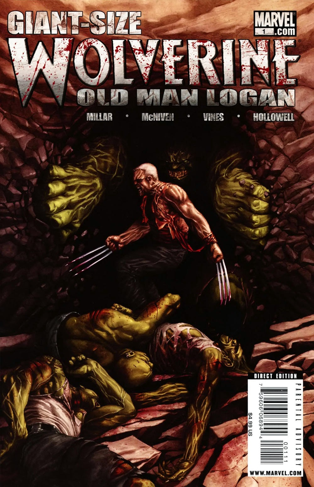 Old Man Logan Giant-Size