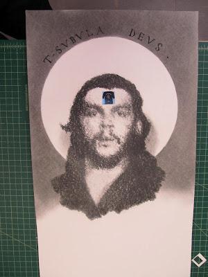 Che Guevara, T-Subula Deus by F. Lennox Campello
