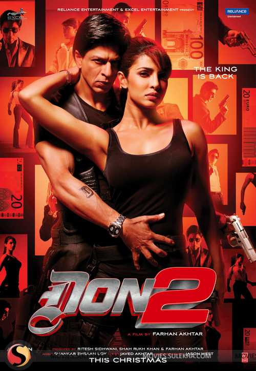 Don 2 (2011) x264 DvDScr 300mb