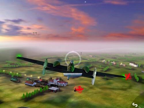 Sky Battle WW2