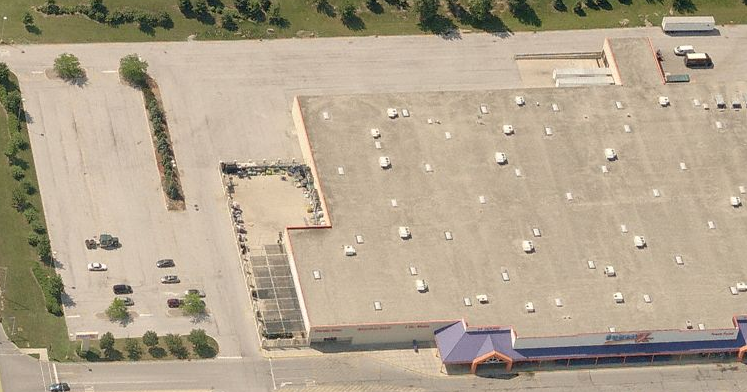 Dead And Dying Retail Closed Super Kmart Stores In Illinois