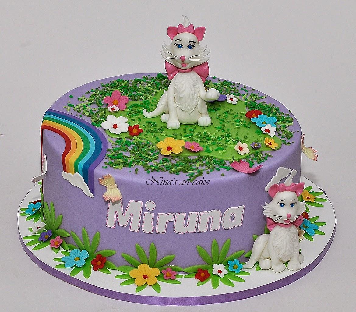 """Tort """"pisicuta Marie"""""""