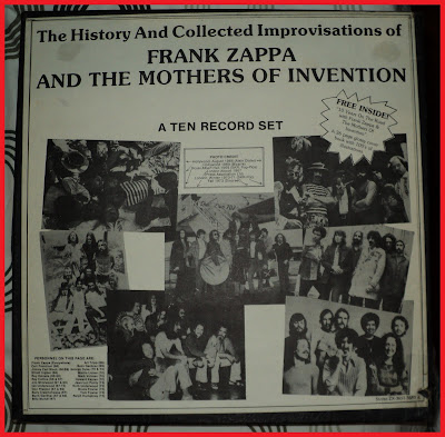 FZ 1979 The History And Collected Improvisations Of A Ten Record Set