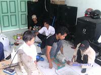 Photo Kegiatan Pembelajaran di SLB Sindangsari