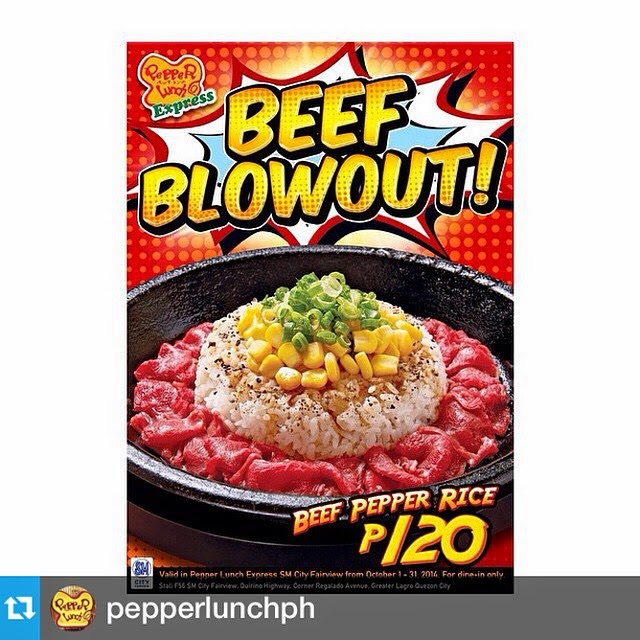 Beef Blowout
