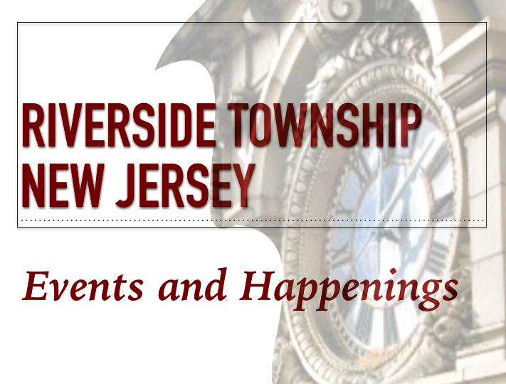 Riverside Township, NJ Blog