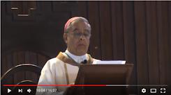 VIDEO DE LA HOMILÍA DEL SR. OBISPO, DEL DÍA  13 DE ABRIL DE 2018