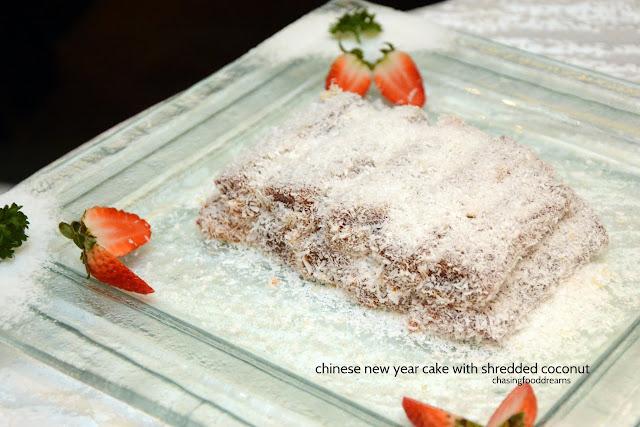 Sweet Endings Coconut Cake