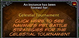 Navi's Celestial Tournament Guide