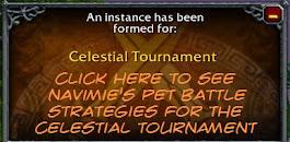 Navi's Celestial Tournament Guide