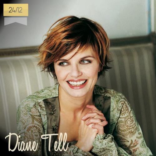 24 de diciembre | Diane Tell - @dianaros | Info + vídeos