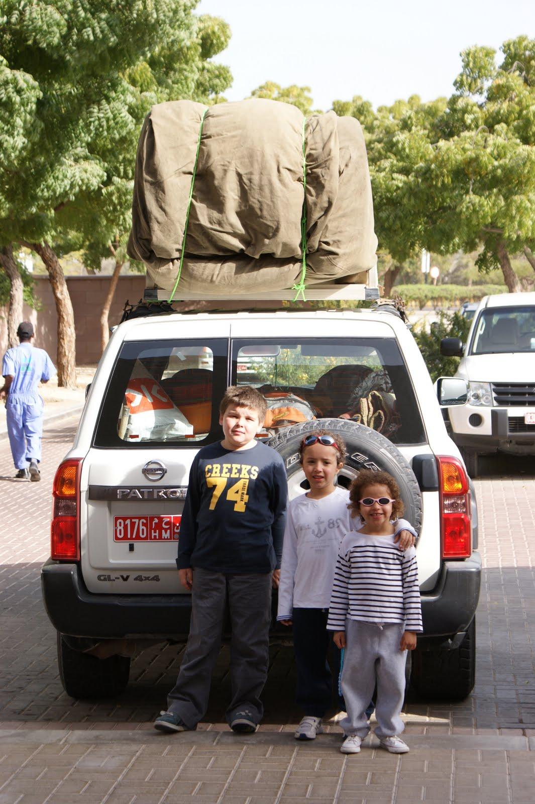 Voyages AFK: A la découverte de notre belle region... Oman, Musandam, Petra, Louxor, Iran...