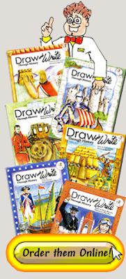 draw and write thru history