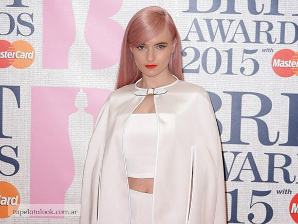 pelo color rosa 2015