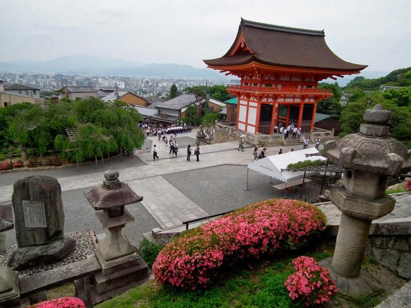 Candi-Kiyomizu-Dera